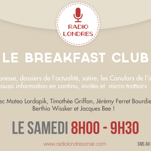 Breakfast Club du 16/02/2013