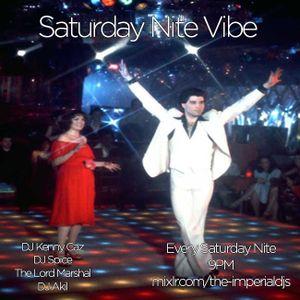 Saturday Nite Vibe 2-21-2015
