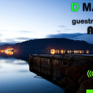 Andro V - Guest Mix For D Massive Radio Show (Oct 31, 2012)