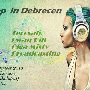 Broadcasting - Deep In Debrecen Radio Show MIx
