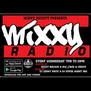 Mixxy Radio 3-14-18 w/ Uni-G & Poiison