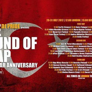 Progressivity - Guest Mix for Dj Pride @ The Sound Of Trap 1st Anniversary on Pure Fm (30 July 2012)