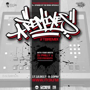 DJ Philly & 210Presents TracksideBurners Radio Show 214 #TBRemix