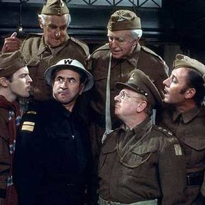 Bill Pertwee Dad's Army