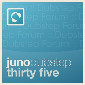 Juno Dubstep Podcast 35 - hosted by DubstepForum - mixed by Dubway