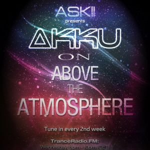 Above The Atmosphere by ASKII - Akku Guest Mix (23-01-2013)