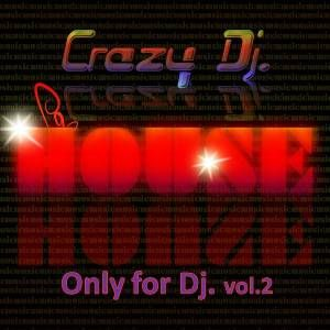 Crazy Dj. - only for dj vol.2