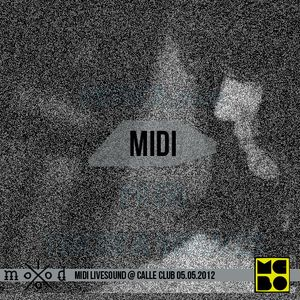 MIDI Live @ Calle Carabobo 5.5.12