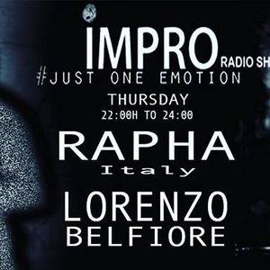 Impro Ibiza #radioshow 1.06.'17 Lørenzo Belfiore
