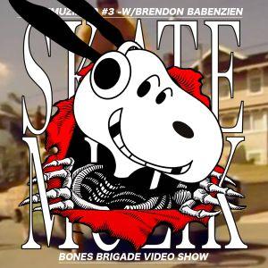 Skate Muzik #3 w/ Brendon Babenzien