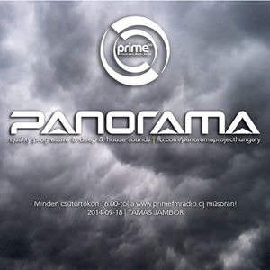 Panorama @ Prime FM 023 - Mixed By Tamas Jambor | 20140918