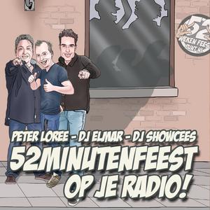52 Minuten Feest op je Radio (vrijdag 10 februari 2012)