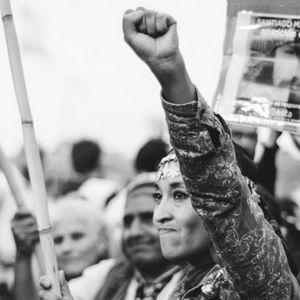 """""""Construir vínculos desde un lugar de justicia es lo único que puede otorgarnos la paz""""Moira Millan"""