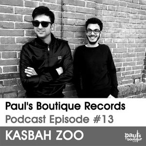 Paul's Boutique Records Podcast #13 Kasbah Zoo