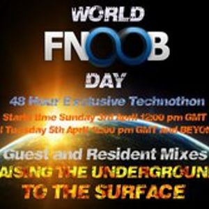 World Fnoob Day Technothon 2011