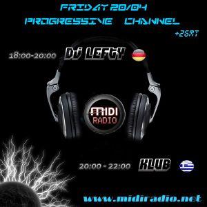 DJ Lefty@MidiRadio – 20 Apr 2012