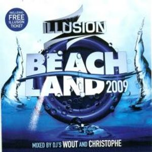 VA_-_Illusion_Beach_Land_2009_Cd2_Mixed_By_Dj_Christophe