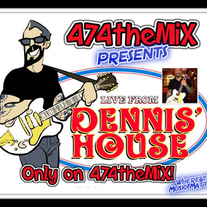 Live From Dennis' House (08.04.17) Edgar Winter Interview