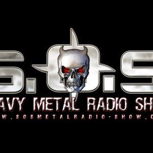 2nd Hour - 28.07.2017 - S.O.S. METAL RADIO SHOW