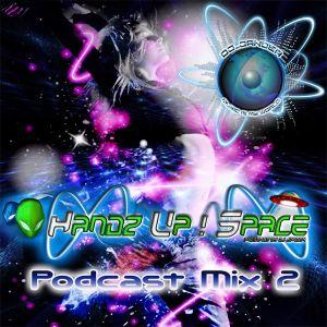Dj_Jander - Handz_Up! Space Podcast Mix-2