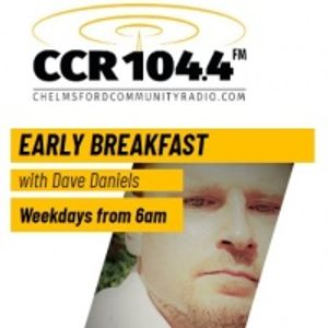 CCRWeekdays-earlybreakfast - 26/01/21 - Chelmsford Community Radio