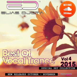 BEST OF VOCAL TRANCE by ELIAS DJOTA 2015 VOL.4 Boom Loop Productions