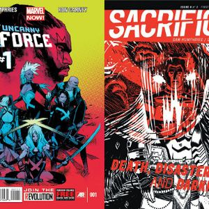 DECOMPRESSED 017: SAM HUMPHRIES ON UNCANNY X-FORCE #1 AND SACRIFICE #4