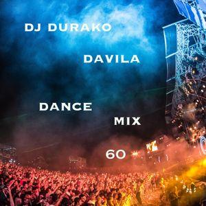 DJ DURAKO DAVILA-DANCE MIX 60