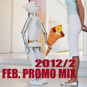 2012 _Feb. Promo Mix [DJ Max-jih]