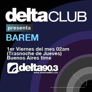 Delta Club presenta Barem (2/3/2012)