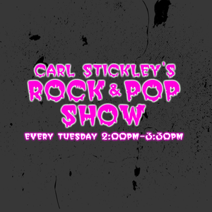30-06-15 Carl Stickley's Rock 'n' Pop Show