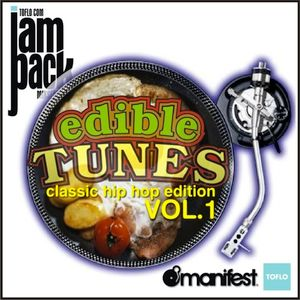 EDIBLE TUNES: Classic Hip Hop Edition Pt. 1 - TOFLO.com JAMPACK Series / Food influenced tunes!