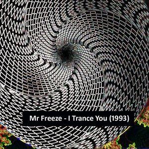 Mr Freeze - I Trance You - Side B (progressive house & trance mix, 1993)