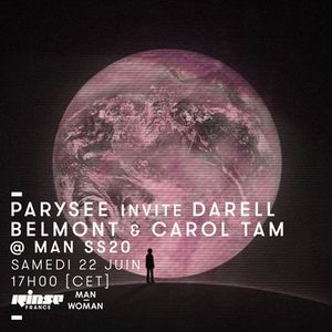 Parysee invite Darell Belmont & Carol Tam at MAN SS20
