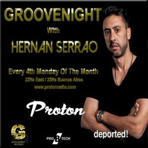 GROOVENIGHT Episode 406 By HERNAN SERRAO (November 2020)