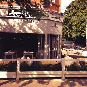 Laundrette Set August 2014