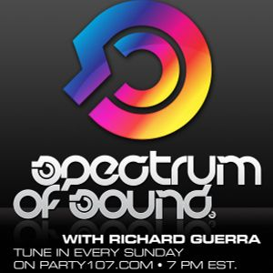 Spectrum of Sound April Promo
