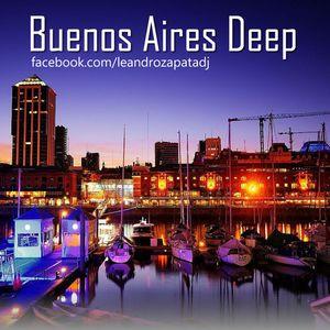 Leandro Zapata - Buenos Aires Deep (Episode 14) (Tech House Mix@BeatSyncRadio.com)