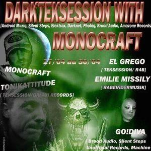 El Grego @ DarkTeksession Podcast 28 04 2012