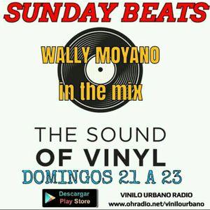 Sunday Beats 001 @ Vinilo Urbano (06/08/17 Podcast)  Walter Moyano