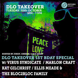 dLO Takeover 10th October 2017