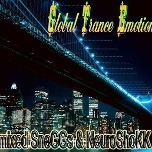 Global Trance Emotion 13 mixed by NeuroShoKK