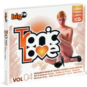 bigFM Tronic Love Vol. 4 CD 3 Competition Mix