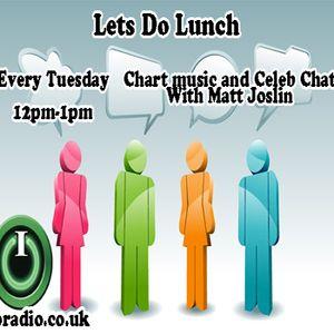 Lets Do Lunch with Matt Joslin on IO Radio 220316