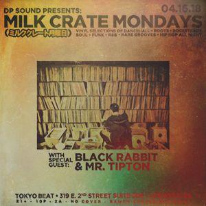 All Vinyl Live Set from Milk Crate Mondays