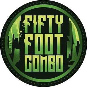 Daydream Nation - Carte blanche FIFTY FOOT COMBO - 19/07/2016 - [podcast]