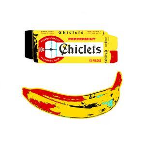 Chiclets + Banana