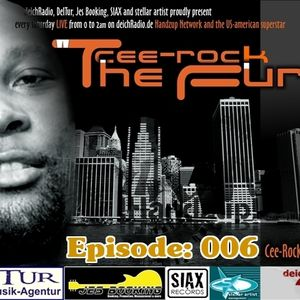 !HANDZUP! NETWORK & CEE-ROCK ''THE FURY'' show on DeichRadio.de (Episode: #006) [04-24-10]