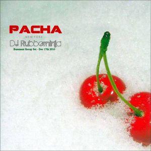 Pacha NYC Basement Debut Recap Dec 17th 2010