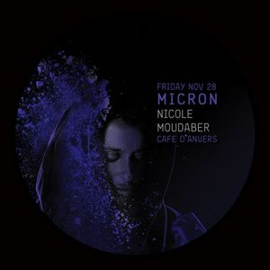 As Played On Micron 1.0 - 28 11 2014 - Cafe D'Anvers Belgium